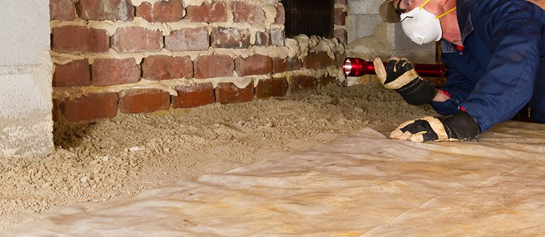 Crawl Spaces Inspections